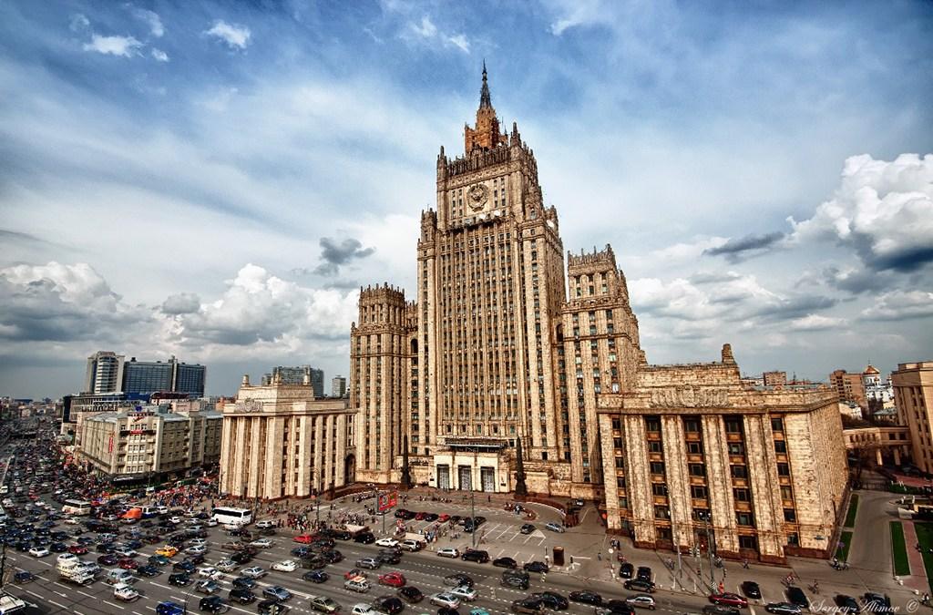 موسكو تستدعي مستشار السفارة الأميركية لديها