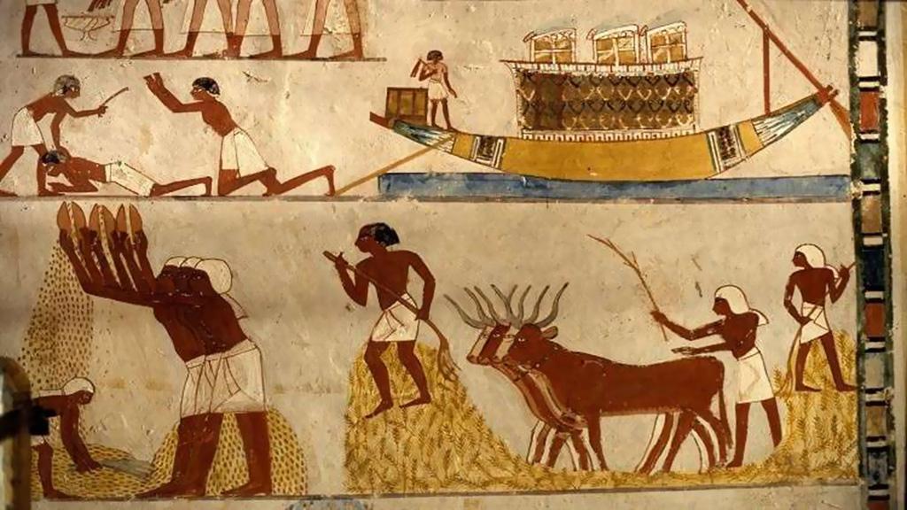 مصر تفتح أبواب إحدى أجمل المقابر القديمة للزوار