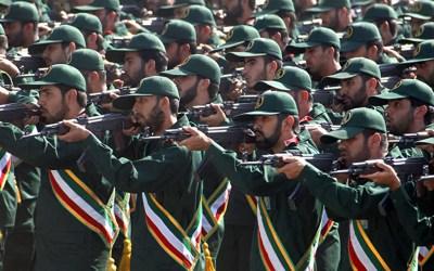 إیران تصنف قوات أميركا العسكریة في المنطقة كإرهابیة