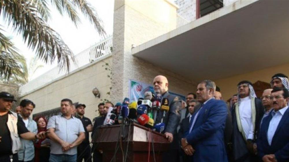 إيران تفتتح قنصليتها الجديدة في البصرة