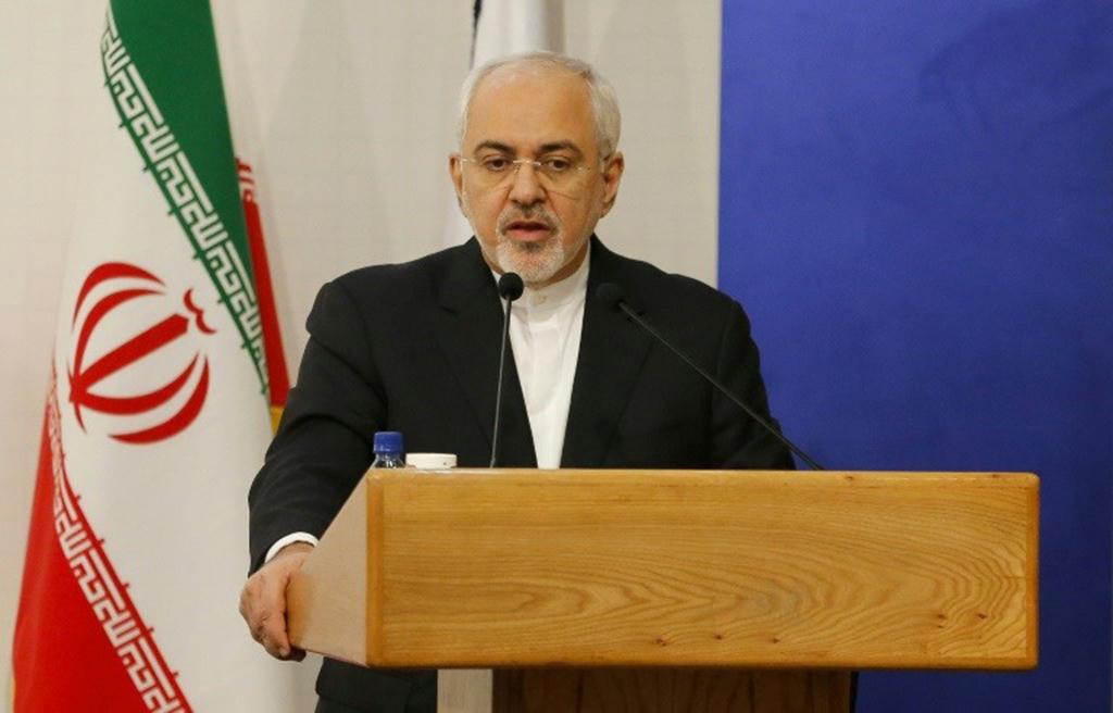 ظريف: أميركا تريد حرمان إيران من حقوقها وهي بعزلة وفشلت في تشكيل تحالف بالخليج