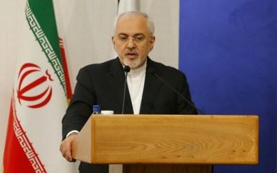 ظريف :إيران منفتحة للحوار مع جاراتها