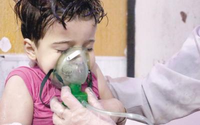"""روسيا: فصائل معارضة سورية """"تعد لسيناريو هجوم كيميائي"""""""
