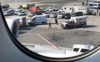 طيران الإمارات: جميع ركاب طائرتنا بنيويورك غادروها بعد إخضاعهم لفحص طبي