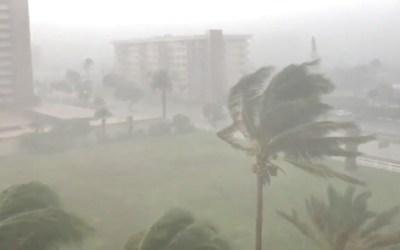 توقعات بتفاقم الفيضانات في ولايتي ساوث ونورث كارولاينا بعد الإعصار فلورنس