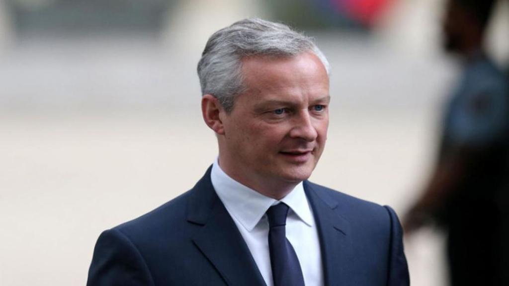 وزير الاقتصاد الفرنسي الغى مشاركته في المؤتمر الاقتصادي في السعودية بعد قضية خاشقجي