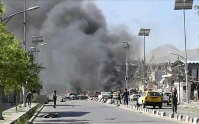 قتلى في هجوم انتحاري قرب سجن في كابول