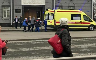 منفذ التفجير في روسيا فتى يبلغ من العمر 17 عاما
