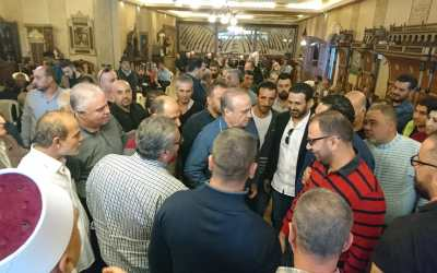 وهاب من الجاهلية: حكومة الوحدة الوطنية ليست إلا حكومة تقاسم الثروة الوطنية والدخل الوطني اللبناني