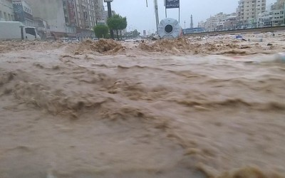 إستعدادات في العراق لمواجهة السيول والفيضانات.. وتحذيرات