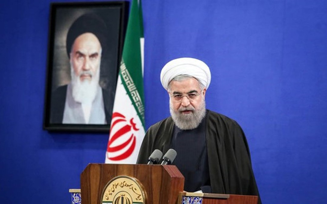 روحاني وضع شرطا أمام أميركا قبل فتح باب المفاوضات