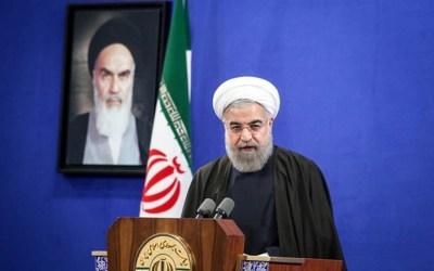 روحاني أكد ضرورة متابعة الإفراج عن الأرصدة الإيرانية المجمدة بالمصارف الأجنبية