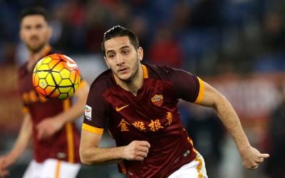 مانولاس: روما قدم شوط اول رائع وانا مستمر مع الفريق