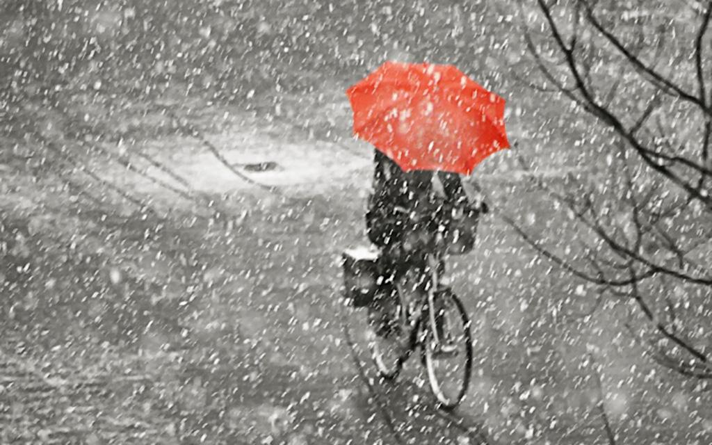 الطقس غدا ماطر مع انخفاض في الحرارة وثلوج على 1400 متر