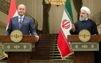 الرئيس العراقي: الانتصار على الإرهاب غير مكتمل وعلى دول المنطقة زيادة التعاون