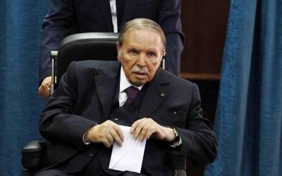 بعد 20 عاما من الحكم بوتفليقة يقرر الاستقالة