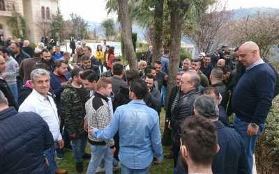 وهاب أكّد أمام وفود شعبية أمّت دارته على تحالفه مع المقاومة في مواجهة المرحلة المقبلة
