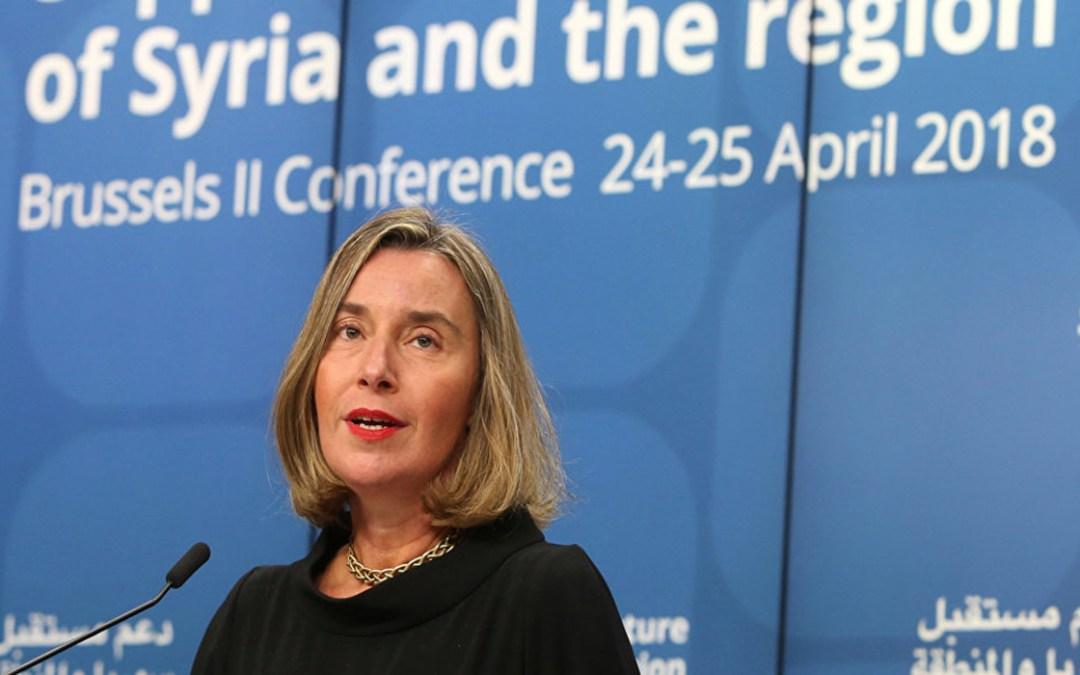 """الاتحاد الأوروبي: لن نعترف أبدا بسيادة """"إسرائيل"""" على الجولان السوري"""