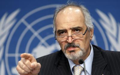 """سوريا تطالب بعدم إبقاء """"الملف الكيميائي"""" ورقة للضغط عليها"""
