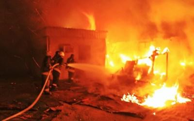 وفاة 6 أطفال من أسرة واحدة اختناقا في منزلهم في شمال الأردن