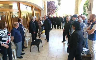 وهاب ناشد من الجاهلية الرئيس عون بمعاقبة العصابة التي تحاول إسقاط عهده والمسؤولين عن مقتل حسان الضيقة في السجن