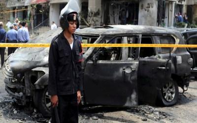مقتل 7 رجال شرطة مصريين في هجوم لمتطرفين في العريش
