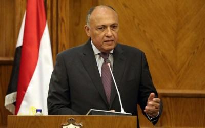 الخارجية المصرية: التواجد التركي في سوريا يضر بشدة بالمنطقة بأسرها