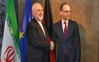 ظريف: مستعدون للتراجع إذا التزمت أوروبا باحترام مصالح إيران