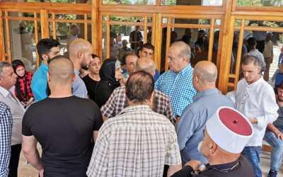 """وهاب لجنبلاط من الجاهلية: كان من الأولى ضب """"الزعران"""" من الشارع بدل صب الزيت على النار و الأمن بالنسبة لنا هو الجيش اللبناني وقوى الأمن الداخلي والقوى الأمنية"""