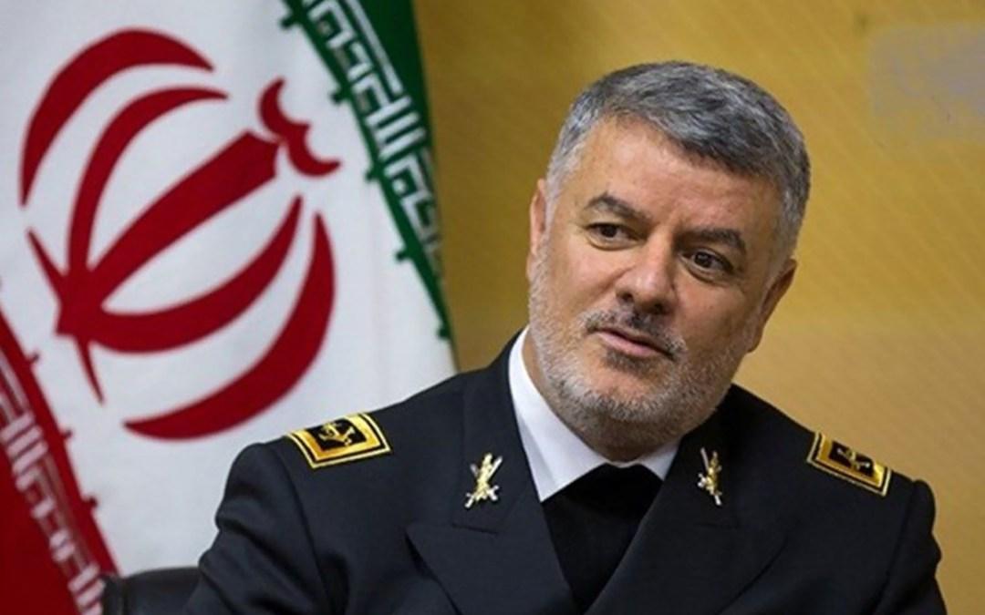 قائد البحرية الإيرانية: نراقب كل السفن الأمريكية في الخليج