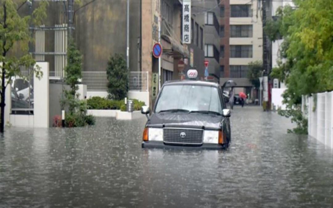 اليابان تصدر تحذيرا طارئا بعد أمطار قياسية في جزيرة كيوشو