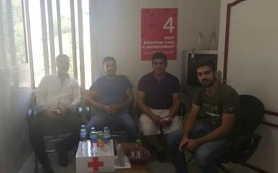 التوحيد العربي ينظم حملة تبرع بالدم للجيش اللبناني