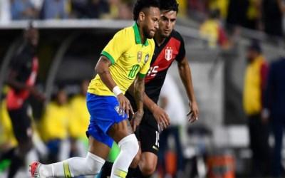 هدف متأخر يمنح بيرو الفوز على البرازيل