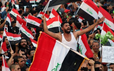 هدوء حذر في بغداد بعد أسبوع من الاحتجاجات الدامية
