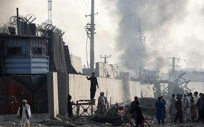 مقتل سبعة عسكريين أفغان في هجوم جديد لطالبان