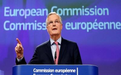 """الاتحاد الأوروبي يحدد 3 أهداف للاتفاق مع لندن بعد """"بريكست"""""""