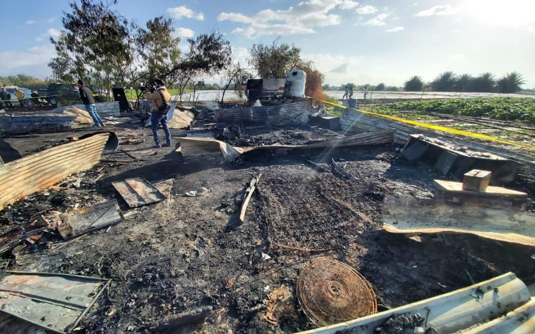 مقتل 13 مزارعا باكستانيا في حريق منزل في الأردن