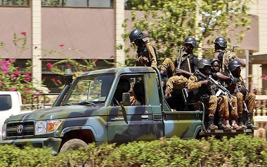 مقتل نحو عشرة جنود في هجوم جديد في شمال بوركينا فاسو