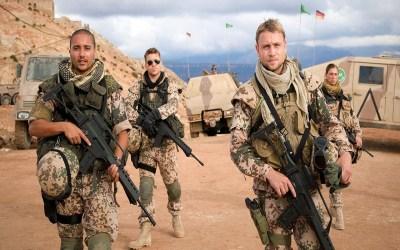 ألمانيا ستسحب جزءا من جنودها المنتشرين في العراق