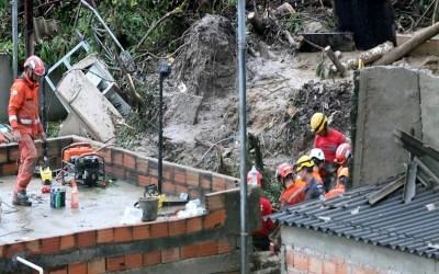 ارتفاع عدد قتلى السيول في البرازيل الى 52