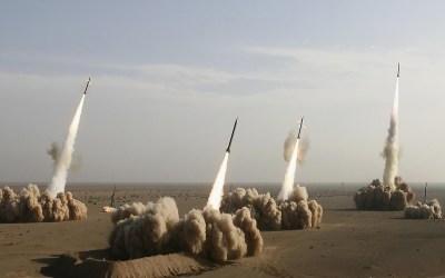 البنتاغون: إيران أطلقت أكثر من 12 صاروخا بالستيا على القوات الأميركية في العراق