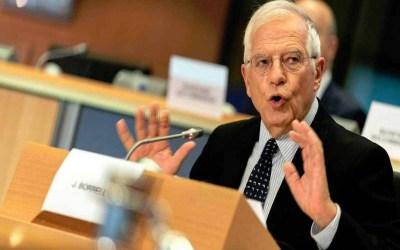 بوريل: اتفاق وقف إطلاق النار يسمح بمزيد من المعونات لإدلب