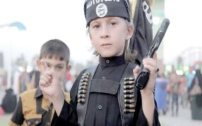 أكثر من 600 من أطفال دواعش أوروبا محتجزون في شمال شرق سوريا