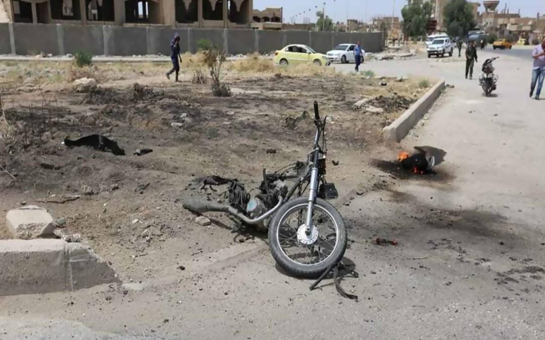 وكالة الانباء العراقية: حصيلة قتلى تفجيري بغداد ترتفع الى 28 قتيلا و73 جريحا