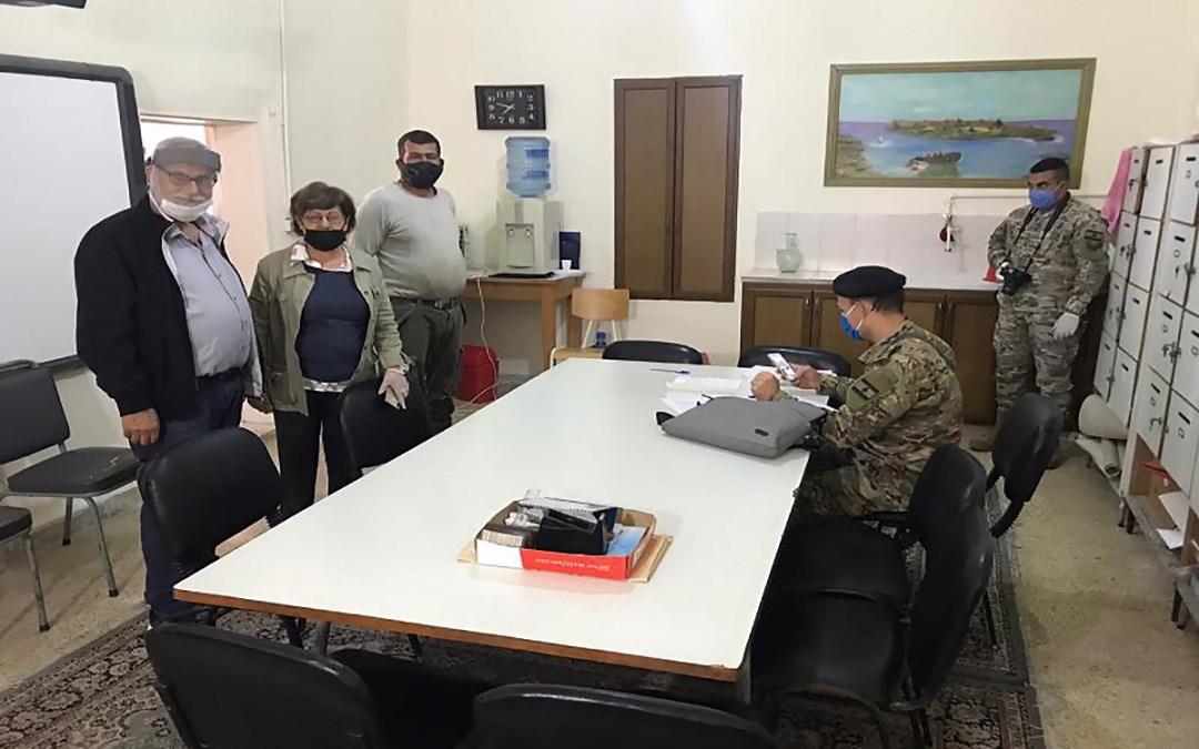 الجيش: توزيع المساعدات الاجتماعية لعائلات تلامذة المدارس الرسمية في كل المحافظات