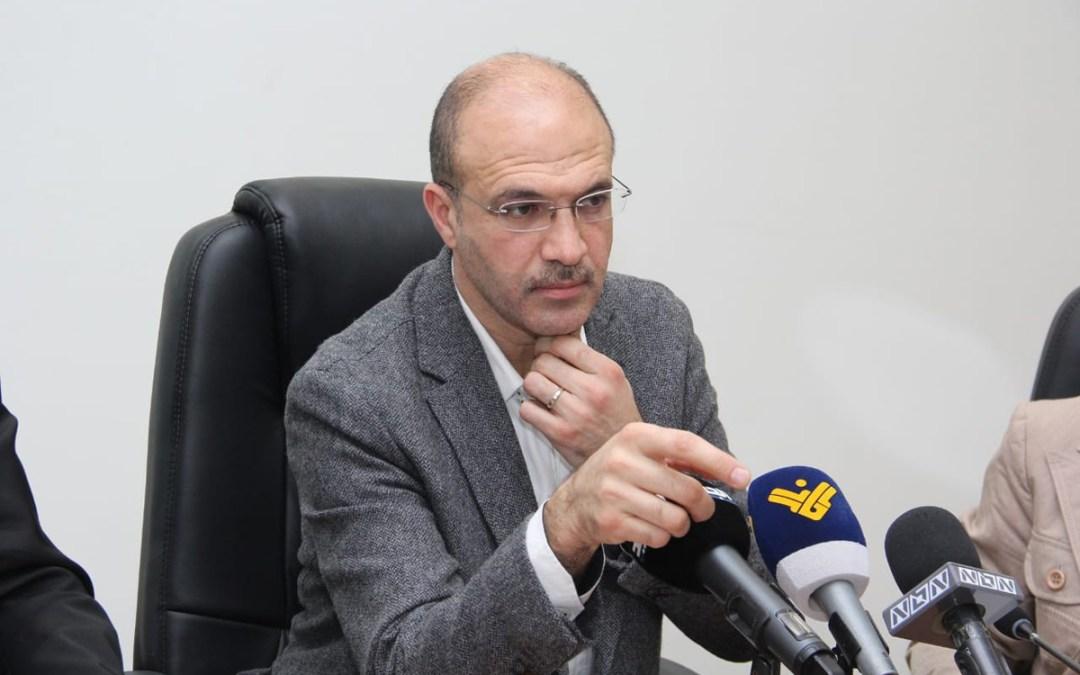 وصول وزير الصحة حمد حسن إلى دمشق للقاء المسؤولين السوريين