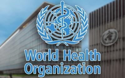 دعوة من منظمة الصحة العالمية..