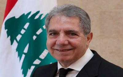 وزني وقع على فتح الاعتمادات لصالح كهرباء لبنان لزوم شحنة الفيول