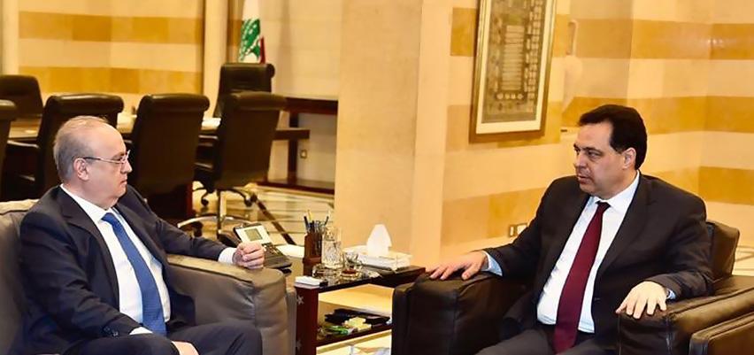 التوحيد العربي ينفي ما أورده أحد المواقع الإلكترونية عن الوزير وهاب حول السنيورة وسوكلين