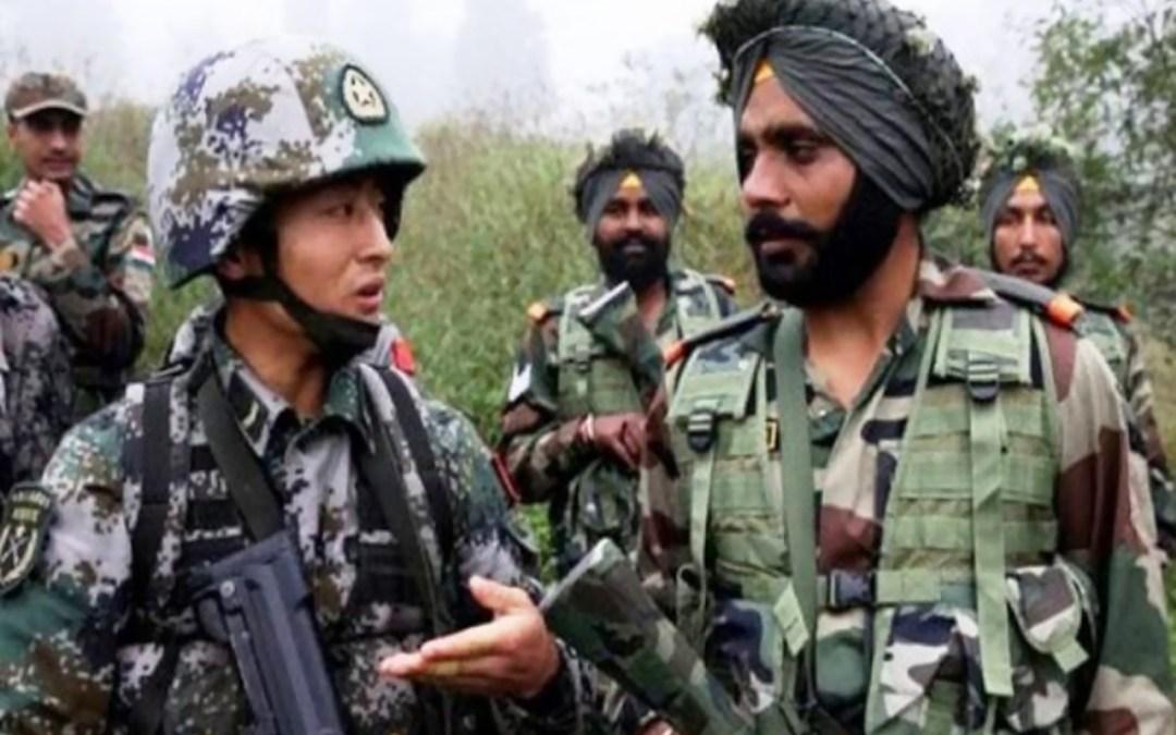 مقتل 3 جنود هنود في اشتباك على الحدود الصينية